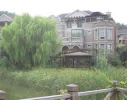 南京江宁山水华门